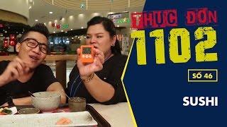 sushi - thuc don 1102 so 46  hoang rapper  tuyen map  fullshow