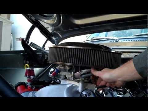 Repeat 1978 TransAm Cold Start LS3 carbureted by USA_