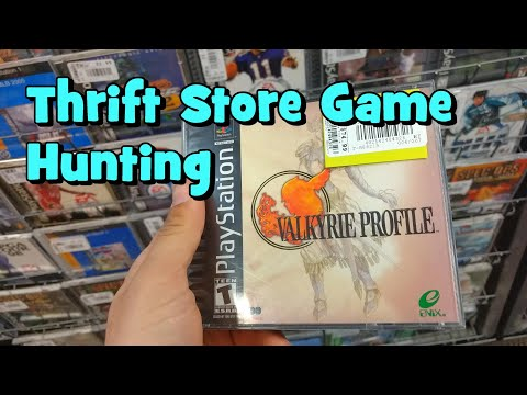 Thrift Store Game Hunting #3: So I Cheated A Little...