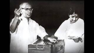 Lata Mangeshkar_Tumhen Dekhti Hoon (Tumhare Liye; Jaidev, Naqsh Lyallpuri; 1977)