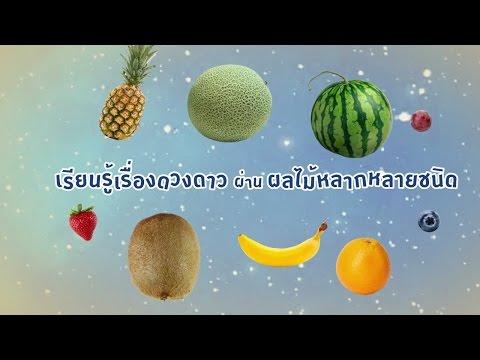 จากผลส้มสู่ระบบสุริยะจักรวาล สร้างทุกนาทีแห่งการเรียนรู้