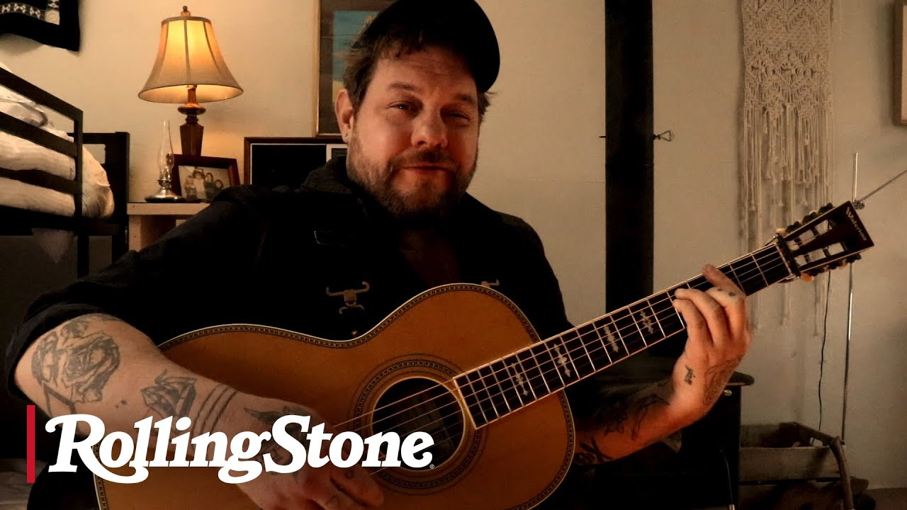 Nathaniel Rateliff Performs 'What a Drag' From Home in Denver | In My Room