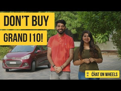 Used Hyundai Grand i10 Review | Chat on Wheels