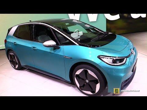 2020 Volkswagen ID3 Electric - Exterior and Interior Walkaround - 2019 Frankfurt Motor Show