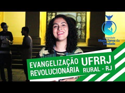 É SÓ ALEGRIA #12 // Evangelização Revolucionária na Universidade Rural // Ingrid Lima
