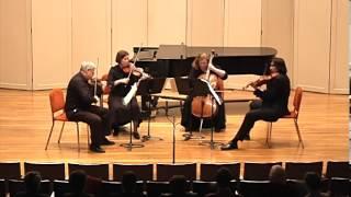 """String Quartet No.1 in E minor """"From My Life"""" - Allegro vivo appassionato"""