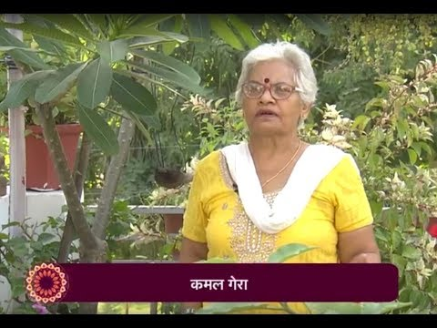 छत्त पर बाग़वानी - Creative use of waste for Terrace gardening to help in Clean India drive