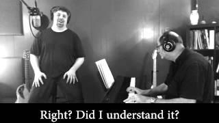 Schubert Halt! & Danksagung An Den Bach. Lee Moore & Robert Hitz