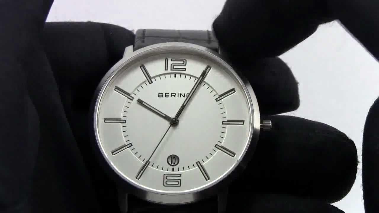 Мужские часы Bering ber-11937-227 Женские часы Anne Klein 1611WTSV