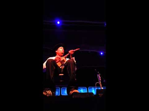 Ben Harper Finale - Suzie Blue - London Palladium - 27 April 2014