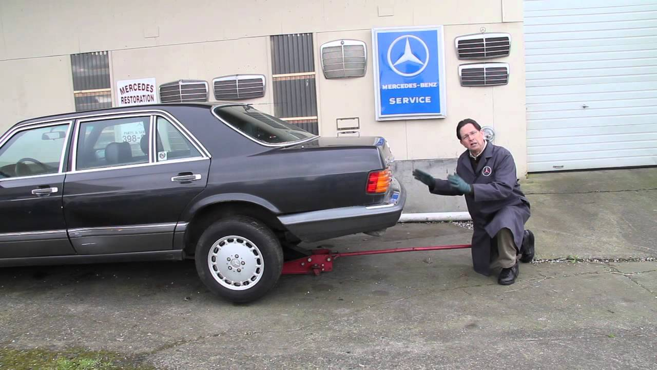 hight resolution of mercedes sticking or frozen brake caliper inspection you can do yourself