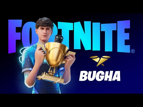 Bugha Arrives To The Fortnite Icon Series