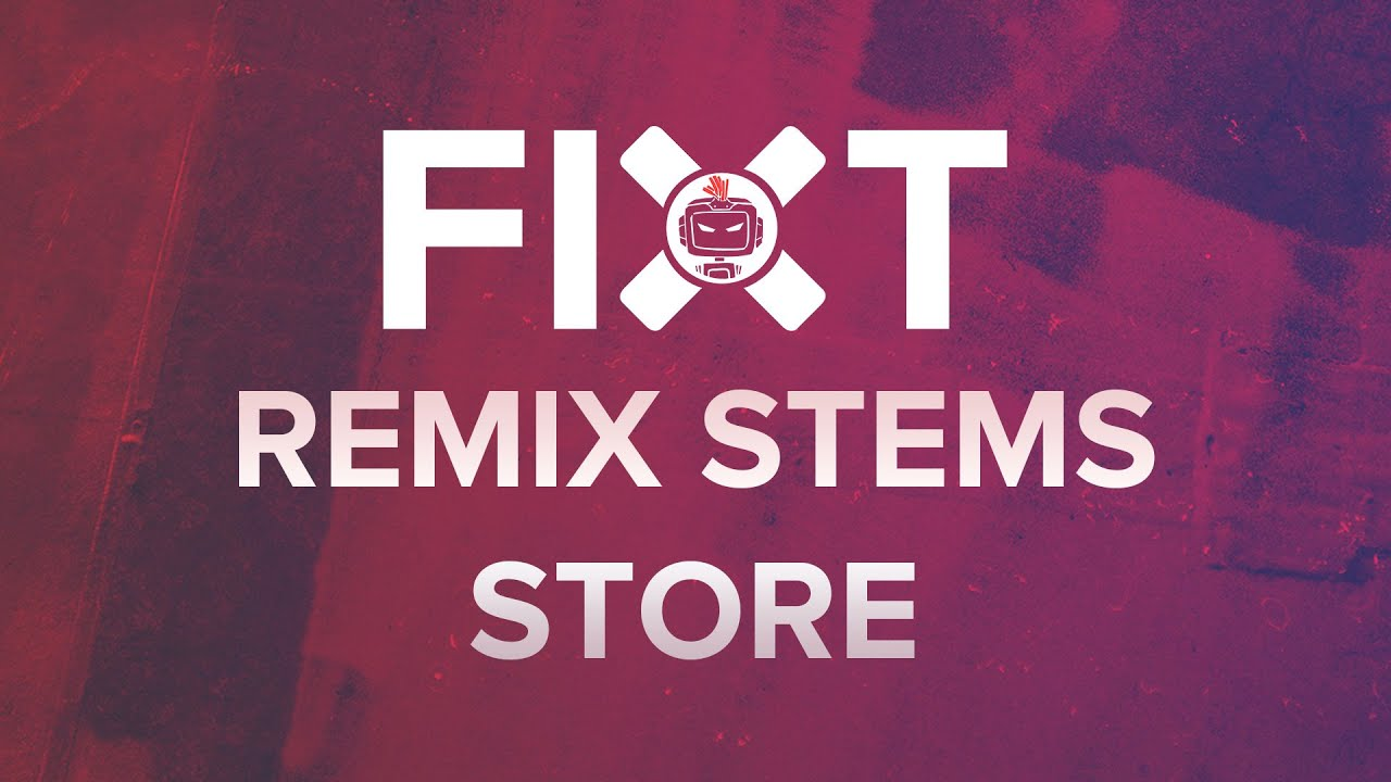 FiXT: Remix Stems Store (Announcement Trailer)