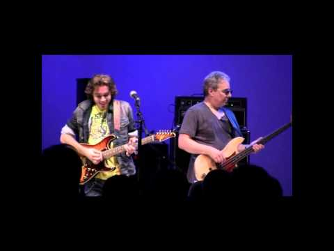 Eric Steckel -Musikfest 2013 - Little Wing
