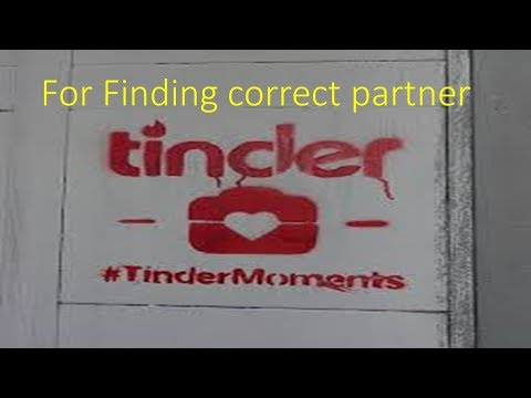 Tinder|How To Use Tinder App|How To Use Dating App