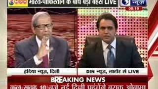 Sarhad Aar-Paar: India Pakistan live debate on Terror Attack