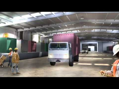 Warehouse Complex for  Ghana Cocoa Board