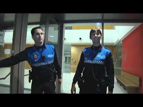 Adelante Reporteros. Policia Local 1/4 (11-01-2011)