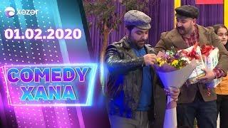 Comedyxana 16-cı Bölüm 01.02.2020
