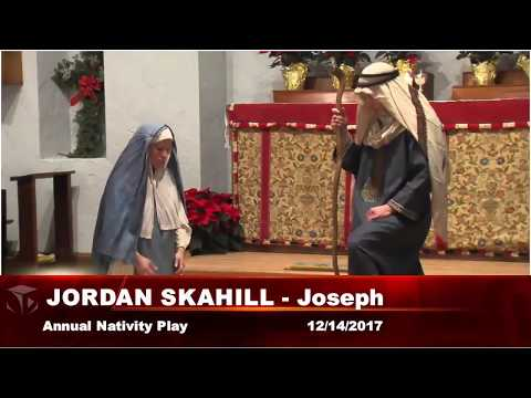 2017 South Kent School Annual Nativity Play