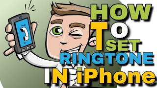 [iPhone ringtone]How To Set A Ringtone In iPhone Without Computer In Tamil | 100% Free | TechnoTube