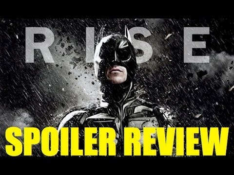 The Dark Knight Rises: Spoiler-Filled Discussion w/ Chris Stuckmann and The Flick Pick