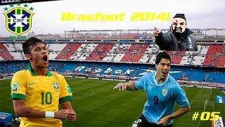 Brasfoot 2014 - Copa do Mundo - Brasil #05 - Será que acabou o sonho!?