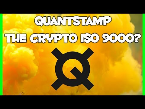 Quantstamp (QSP) - What Is It & What Is It Solving?