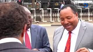 Waititu: Wale watu wamenilemea ni Matiang'i, Kamanda…lakini mi ni mtu wa Mungu