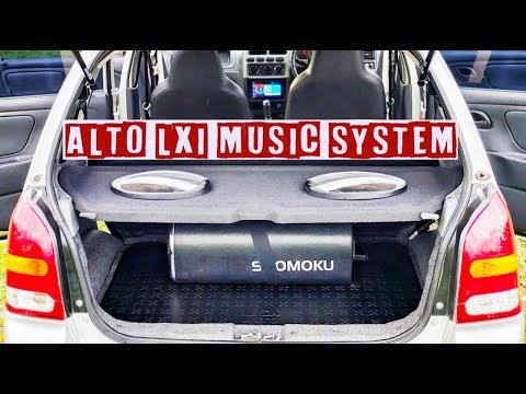 Alto Music System / Alto Sound System / Alto Modified / Alto Modification / Alto lxi /Alto Old model