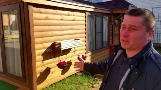 видео Гостевой дом (мини-гостиница) «Анапа-Патио» на курорте Анапа