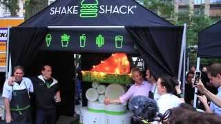 Decade of Shack w. Danny Meyer, Daniel Humm and Dominique Ansel