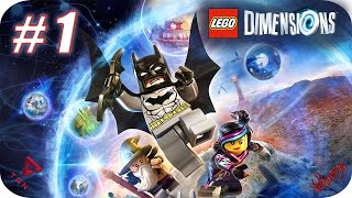 Video LEGO Dimensions - Gameplay Español - Capitulo 1 - 1080pHD download MP3, 3GP, MP4, WEBM, AVI, FLV November 2018