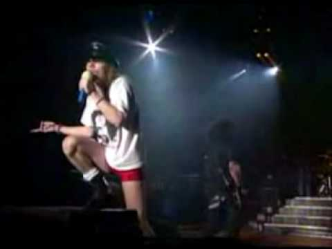 Guns N' Roses - Anything Goes