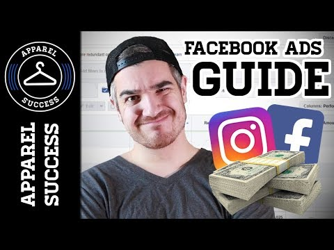 How To Create Engaging Facebook Ads For Your Clothing Brand (STEP BY STEP GUIDE!)