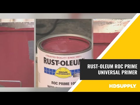 Rust-Oleum Roc Prime Universal Primer - HD Supply Facilities Maintenance