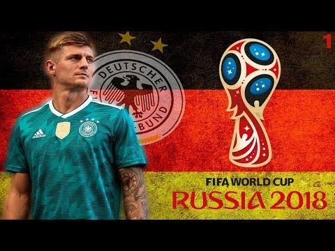 Germany World Cup Mode - Episode 1 - OUT AT THE GROUP STAGE?! - Fifa 18