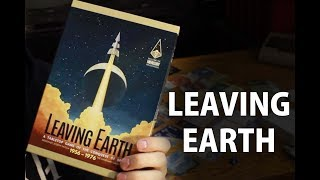 Leaving Earth ~ The Realists Twilight Imperium