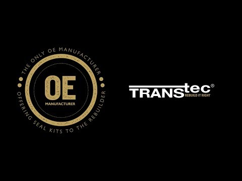 TransTec® - The Only OE Manufacturer Offering Seal Kits to the Rebuilder