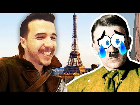 JE DÉGLINGUE DU NAZI ! | The Saboteur