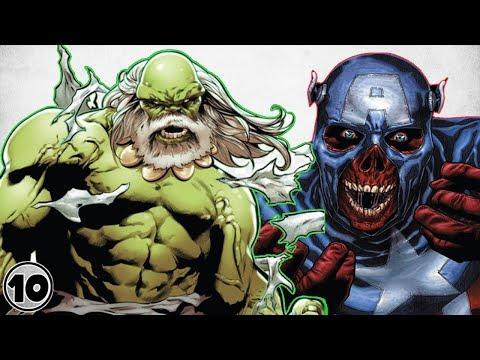 Top 10 Scariest Alternate Versions Of Avengers