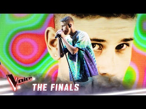 The Finals: Mitch Paulsen sings 'Better Now'  | The Voice Australia 2019