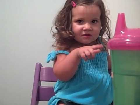 Monrovia speech sample-2 1/2 years old (bilateral cochlear implants)