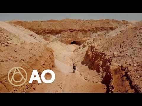 Descend Into Australia's Underground Opal Mining Town | Atlas Obscura