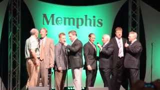 Gold City Reunion - featuring fathers and sons on Glory Road