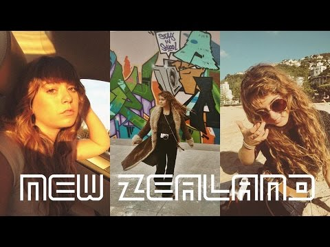 NEW ZEALAND // TRAVEL DIARY EP. 1