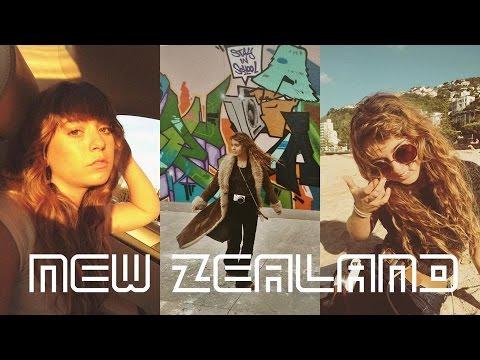 NEW ZEALAND // TRAVEL DIARY EP. 1