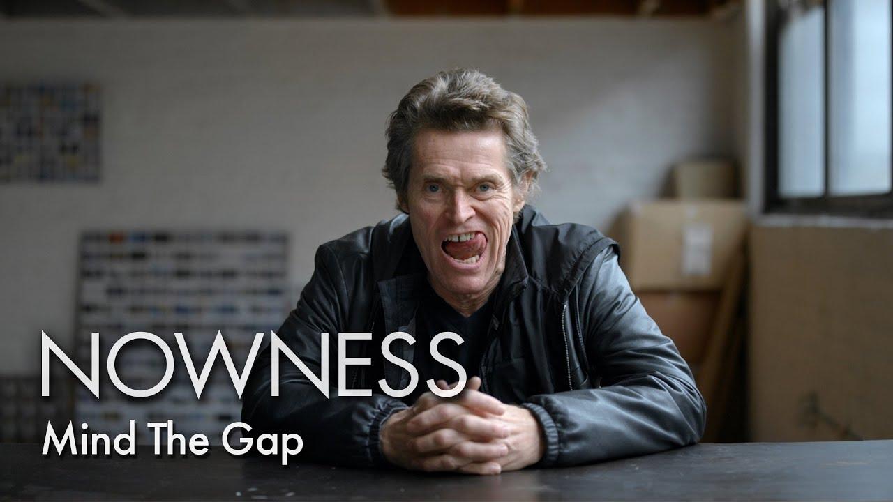 "Download Willem Dafoe in ""Mind the Gap"""