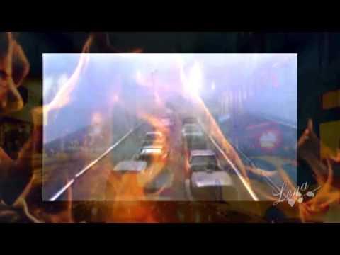 The Road To Hell, Part 1 & 2 ~ Chris Rea (lyrics) HD