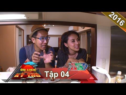 DU LỊCH KỲ THÚ | Tập 4 FULL | Miko Lan Trinh gặp gỡ cô dâu Việt chinh phục ẩm thực Osaka | 020116